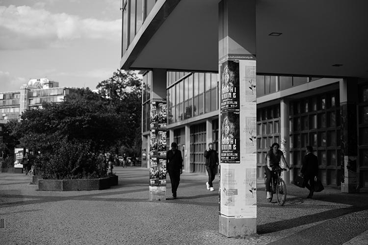 Berlijn-straatfotografie
