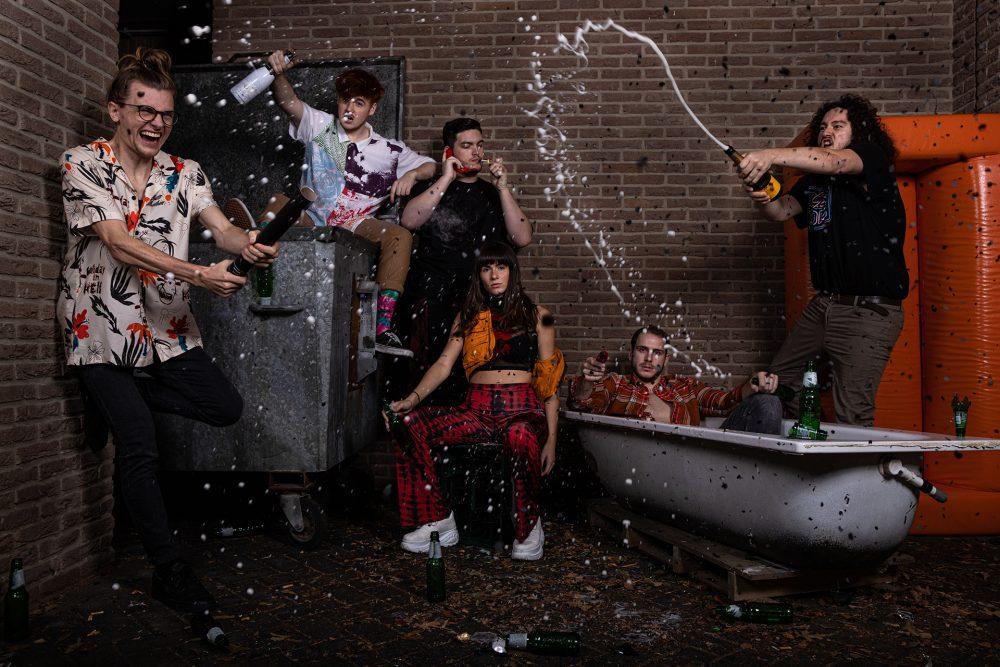 bandfotografie-groepsfoto-straatwaarde